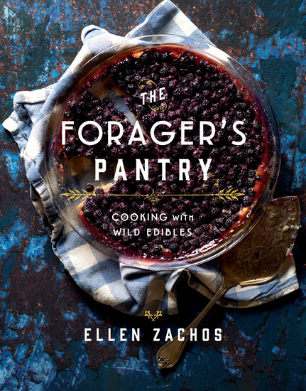 The Forager's Pantry - cover