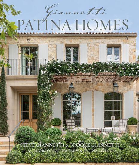 Patina Homes - cover