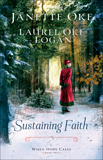 Sustaining Faith (When Hope Calls Book #2) - cover