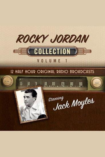 Rocky Jordan Collection 1 - cover