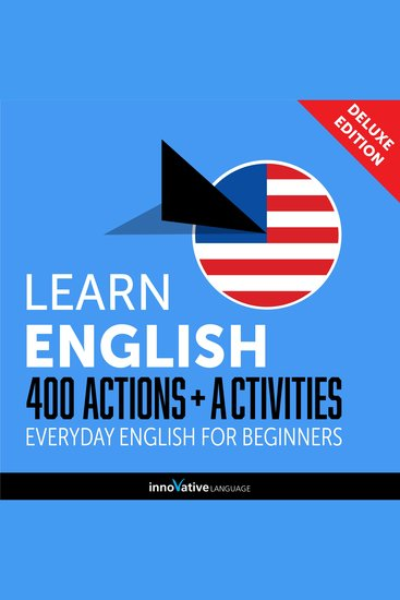 Everyday English for Beginners - 400 Actions & Activities - cover