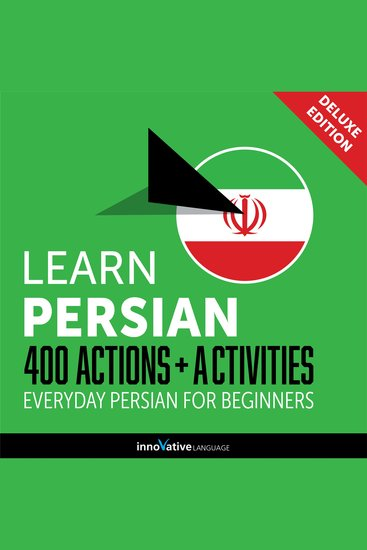 Everyday Persian for Beginners - 400 Actions & Activities - cover