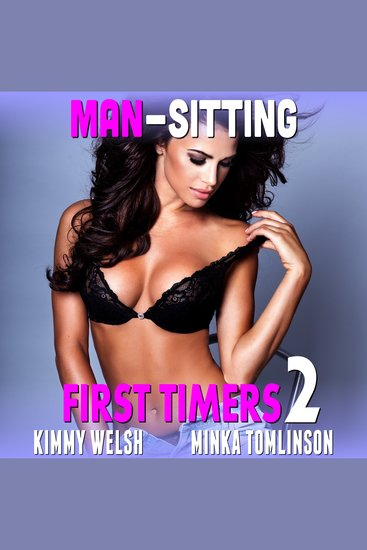 Man-Sitting - First Time Age Gap Alpha Male Erotica - cover