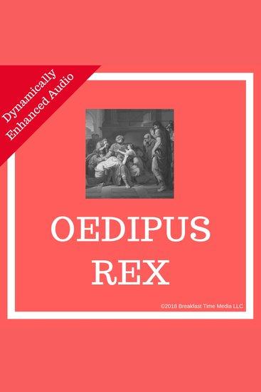 Oedipus Rex - cover