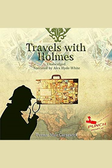 Travels with Holmes Book 1 - cover