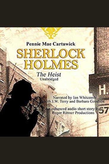Sherlock Holmes: The Heist - cover