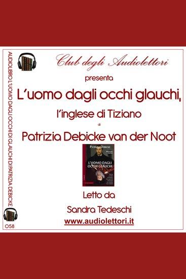 L'uomo Dagli Occhi Glauchi - cover
