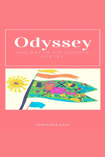 Odyssey One Day In His Courts - Poetry - cover