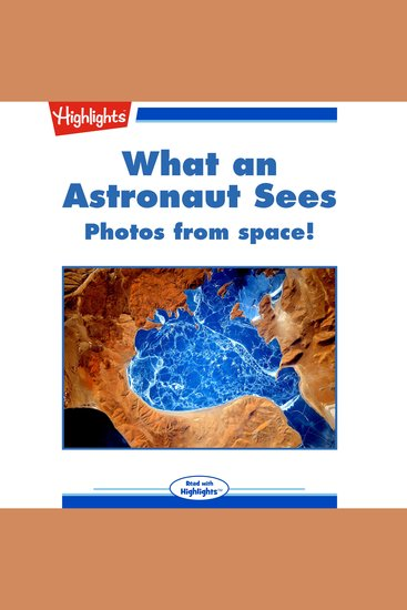 What an Astronaut Sees - cover