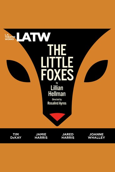 The Little Foxes - cover