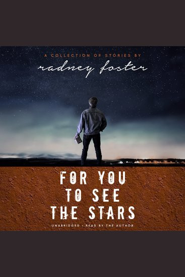 For You To See The Stars - cover