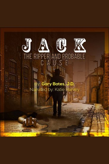 Jack the Ripper and Probable Cause - cover
