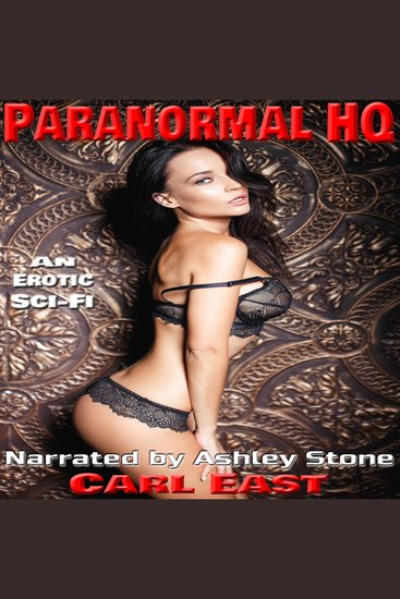 Paranormal HQ - cover