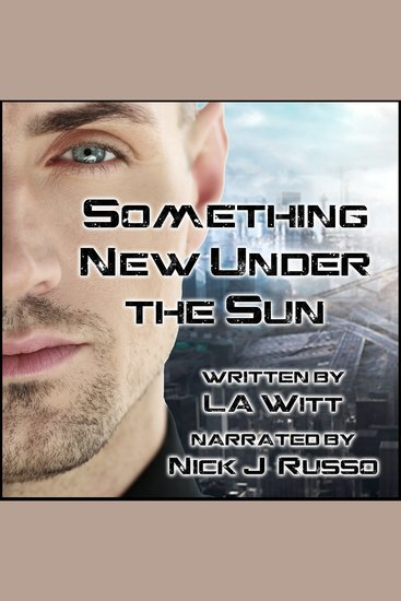 Something New Under the Sun - cover