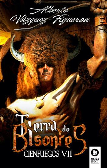 Tierra de bisontes Cienfuegos VII - cover