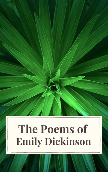 The Poems of Emily Dickinson - cover