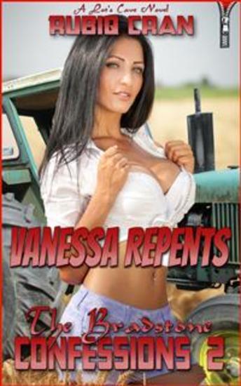 Vanessa Repents - The Bradstone Confessions No2 - cover