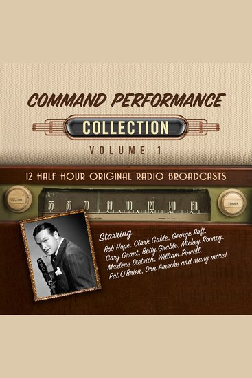 Command Performance Collection 1 - cover