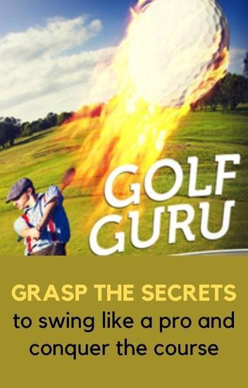 Golf Guru - cover