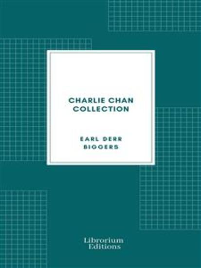 Charlie Chan Collection - cover