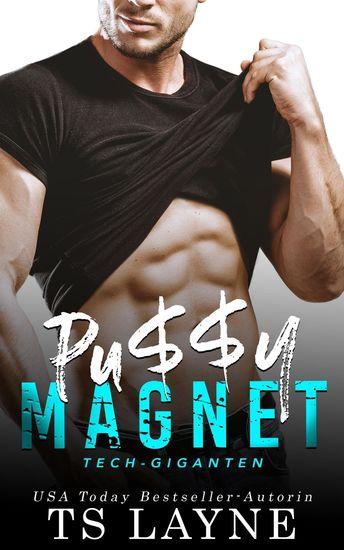 Pu$$y Magnet - Tech Giganten - cover