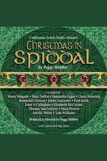 Christmas In Spiddal - cover