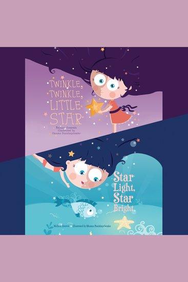 Twinkle Twinkle Little Star; & Star Light Star Bright - cover