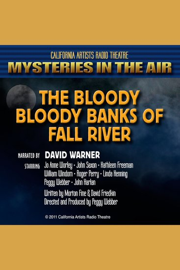 The Bloody Bloody Banks of Fall River - Mysteries in the Air - cover