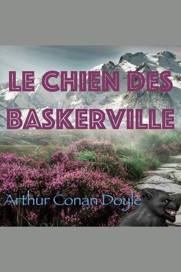 Chien des Baskerville Le - cover