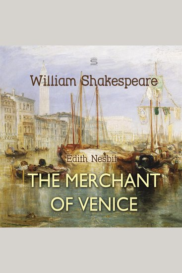 The Merchant of Venice - cover