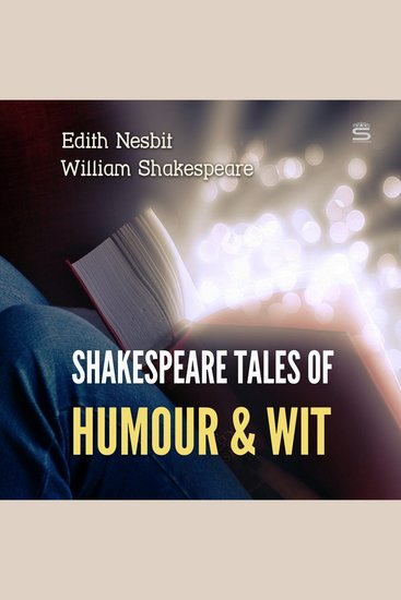 Shakespeare Tales of Humour and Wit - cover