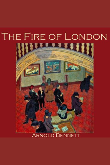 The Fire of London - cover