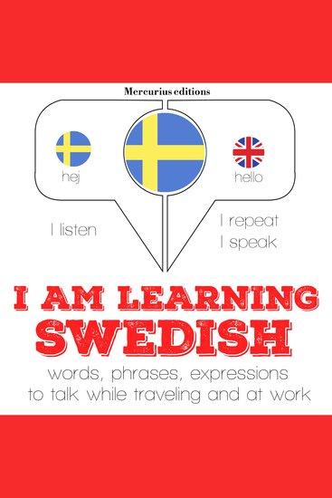 I am learning Swedish - cover