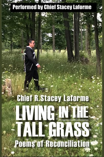 Living in the Tall Grass - Poems of Reconciliation - cover