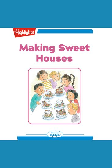 Making Sweet Houses - cover