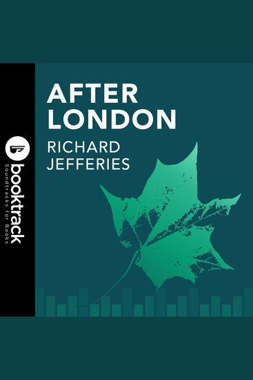 After London - Booktrack Edition - cover