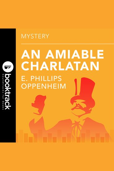 Amiable Charlatan An - Booktrack Edition - cover