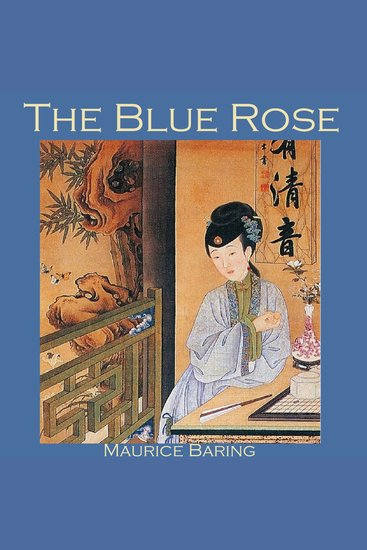 The Blue Rose - cover