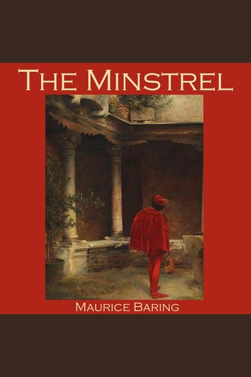 The Minstrel - cover