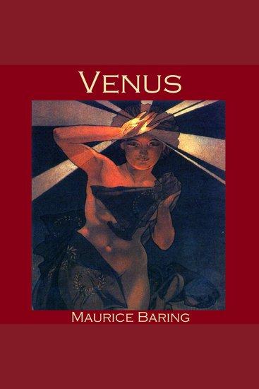Venus - cover