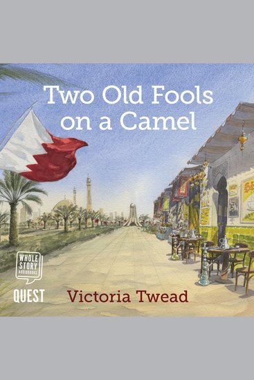 Two Old Fools on a Camel - cover