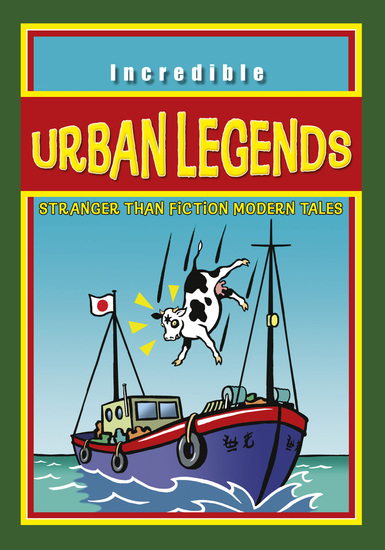 Urban Legends - cover