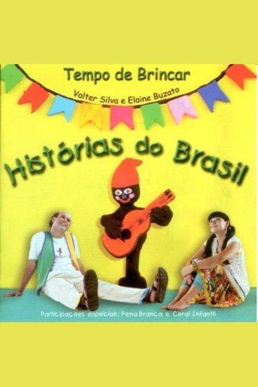 Histórias do Brasil - cover