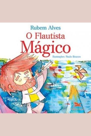 O Flautista Mágico - cover
