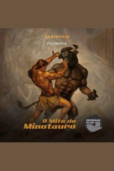 O Mito do Minotauro - cover