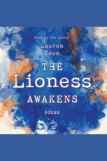 The Lioness Awakens - Poems - cover