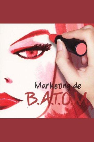 Marketing de BATOM - cover