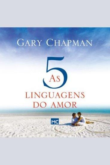 As Cinco Linguagens do Amor - cover