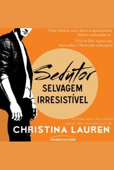 Sedutor - Selvagem irresistível - cover