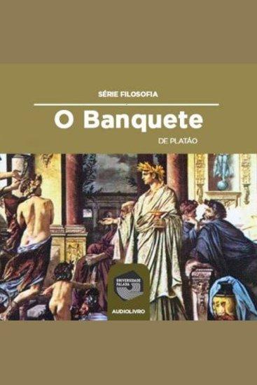 O Banquete de Platão - cover
